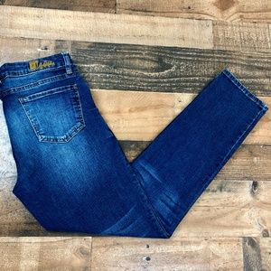 Kut from the Kolth Straight Leg Jeans Size 8